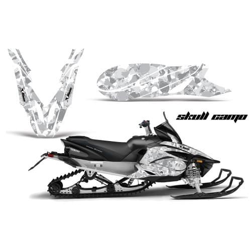 Комплект графики AMR Racing Skull Camo (Yamaha Apex)