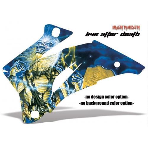 Комплект графики AMR Racing CLive after death (ОUTLANDER MAX G1)