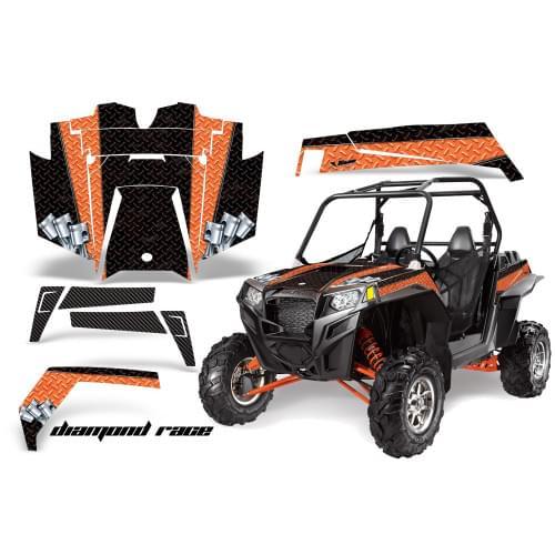 Комплект графики AMR Racing Diamond Race (RZR900XP)
