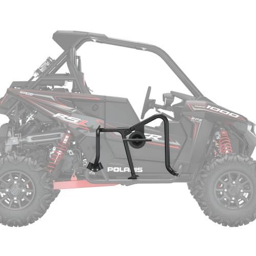 Кронштейн крепления запасного колеса для Polaris RZR RS1 2882738