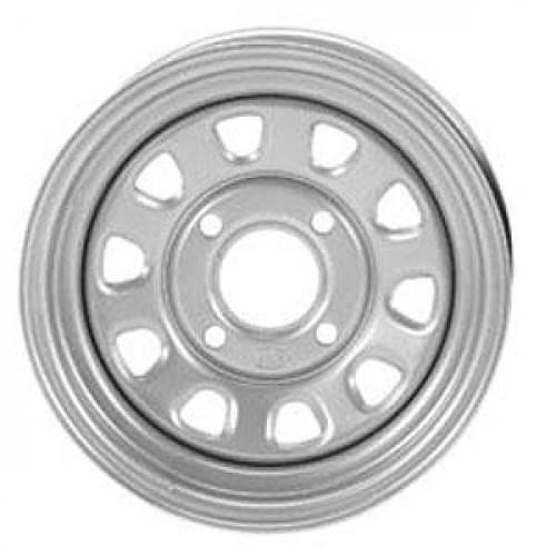 Стальной диск для квадроцикла ITP DELTA STEEL радиус 12 Polaris
