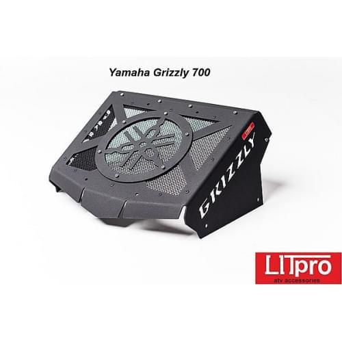 Litpro комплект для выноса радиатора Yamaha Grizzly700