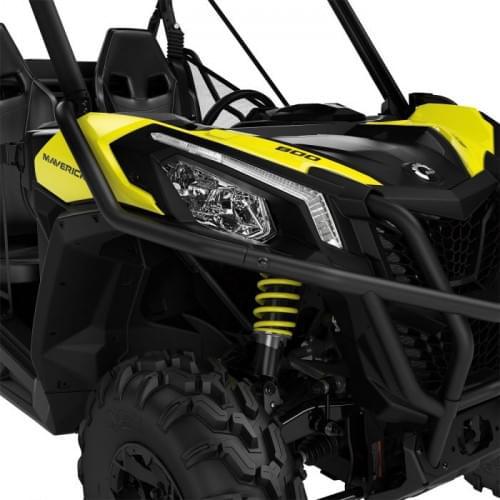 Боковая передняя защита крыльев для Can am Maverick Trail/Sport 715004912