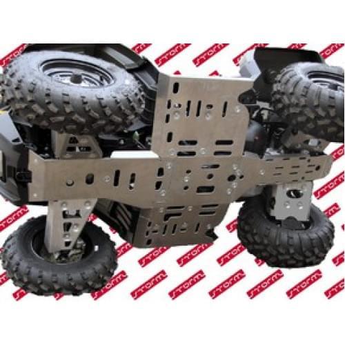 Комплект защиты днища для Sportsman 500 H.O. Touring 2011-
