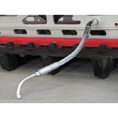 Скребки для снегохода регулируемые Dura Flex 1201-DF