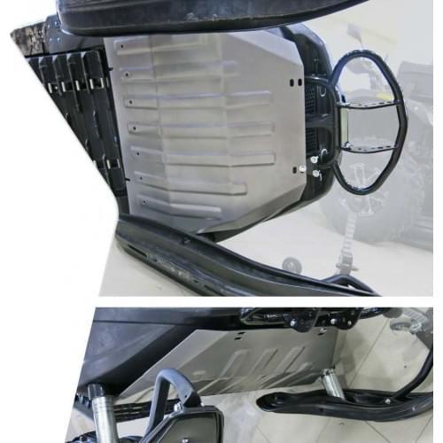 Защита для снегохода Росомаха S800 / Viking 600 2014+